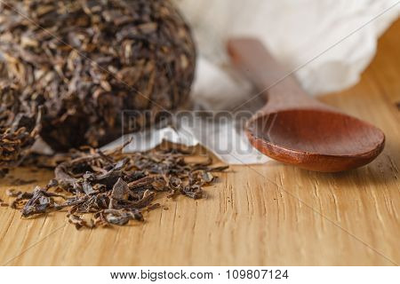Special Chinese Tea Puer
