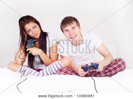Couple Play Games