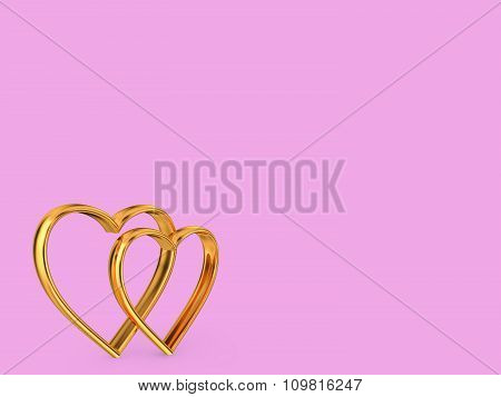 The Gold Hearts