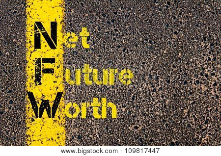 Business Acronym Nfw As Net Future Worth