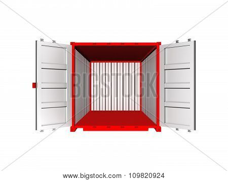 Open Sea Container