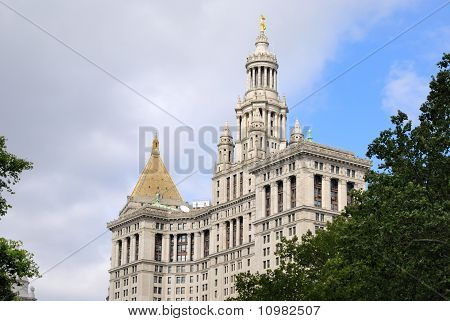 Municipal Building In New York City