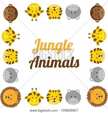 zoo animals design