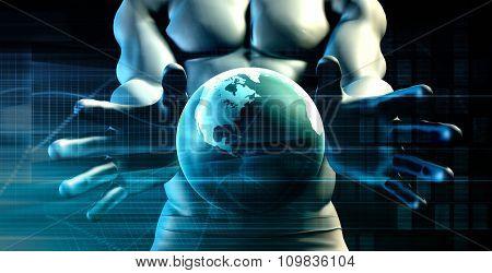 Data Tracking and Surveillance Chart Analysis Art