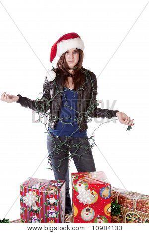 Stressed Christmas