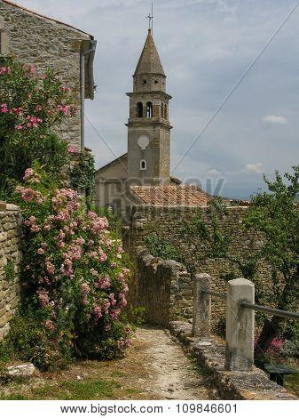 Beautiful Motovun