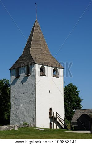 Swenden, The Little Old Church Of Larbro