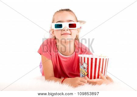Girl In The Movies