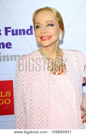 LOS ANGELES - JUN 8:  Anne Jeffreys at the 2014 Tony Award Viewing Party at the Taglyan Cultural Complex  on June 8, 2014 in Los Angeles, CA
