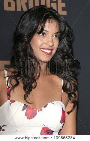 LOS ANGELES - JUL 7:  Stephanie Sigman at the