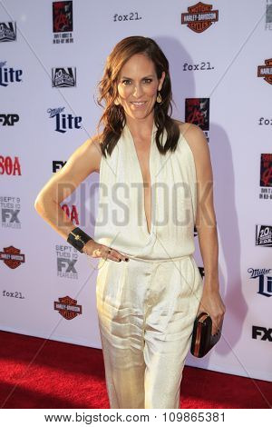 LOS ANGELES - SEP 6:  Annabeth Gish at the