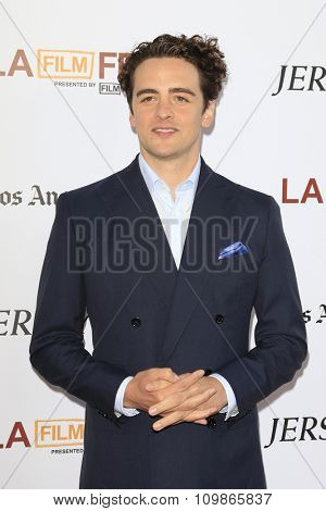 LOS ANGELES - JUN 19:  Vincent Piazza at the