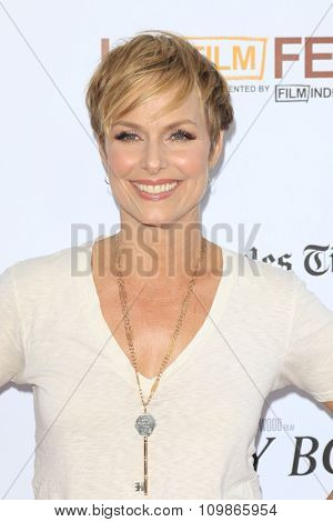 LOS ANGELES - JUN 19:  Melora Hardin at the