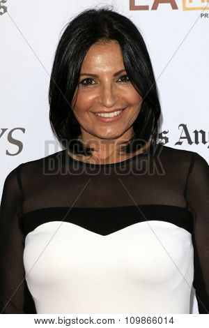 LOS ANGELES - JUN 19:  Kathrine Narducci at the