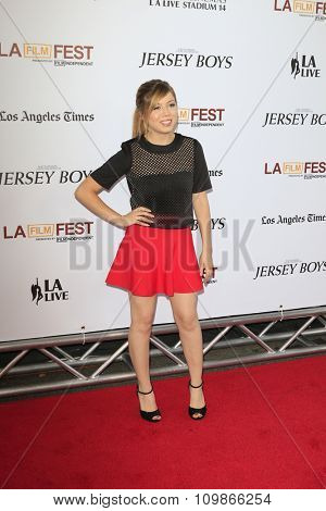 LOS ANGELES - JUN 19:  Jennette McCurdy at the