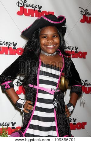 LOS ANGELES - OCT 18:  Trinitee Stokes at the