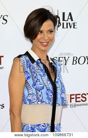 LOS ANGELES - JUN 19:  Catherine Bell at the