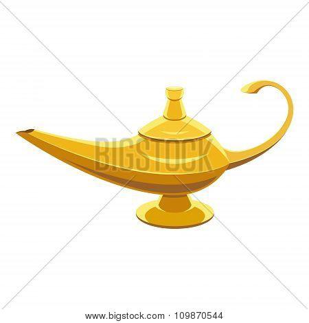 lamp genie