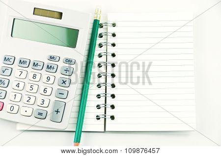 A Note Book..