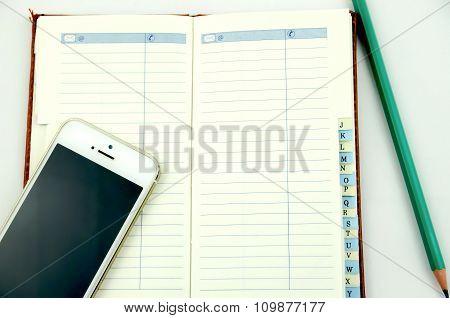 Address Book..