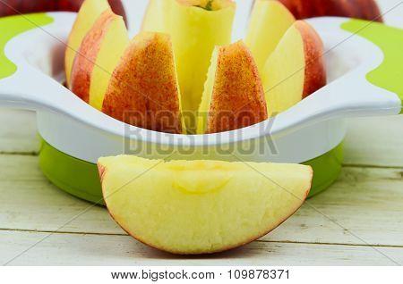 Apple Cutter..
