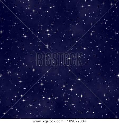 Sky in the stars