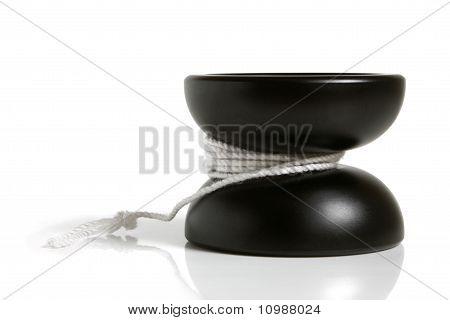 Black Yo-yo Toy
