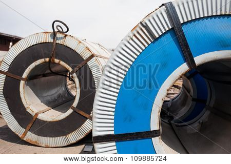 Pipes for ventilation systems
