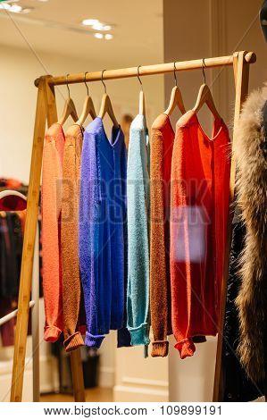 Clothes Shop Window