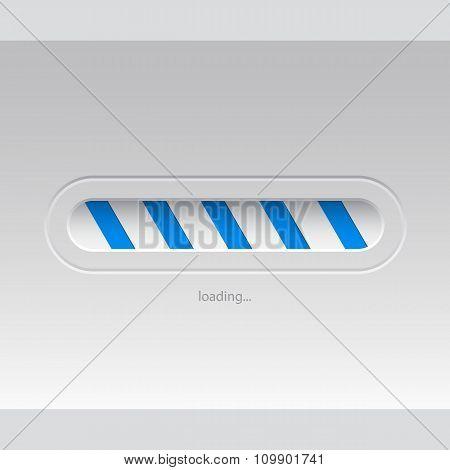 Simplistic Flat Loader Design