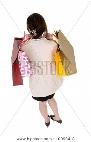 Shopping Business Woman