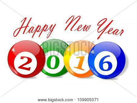 Wishes For The New Year 2016