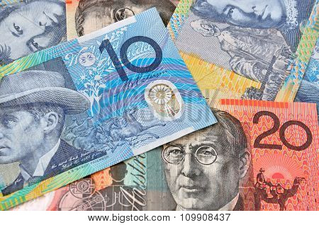 Photograph Of Australian Dollars