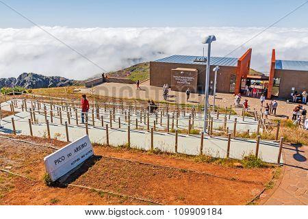 Pico Do Arieiro - Centro Freira Da Madeira