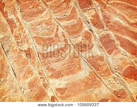 Surface Of A Rock, Natural Background Or Texture