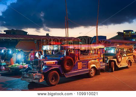 Jeepneys, Philippines Public Transport