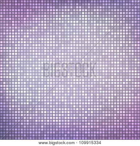Abstract Shiny Background With Tiny Squares