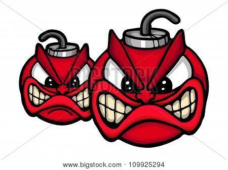 Angry Bombs