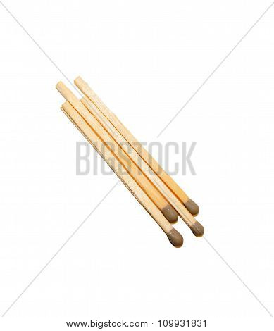 Four Gray Matches