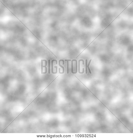 Seamless Greyscale Cloud Effect Pattern