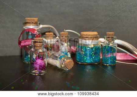 Seven Sparkle Bottles_1