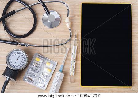 Background Medical Theme