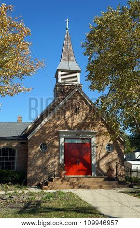 St Edward and Christ Episcopal Church