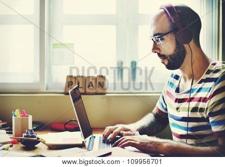 Digital Device Communiation Information Internet Concept