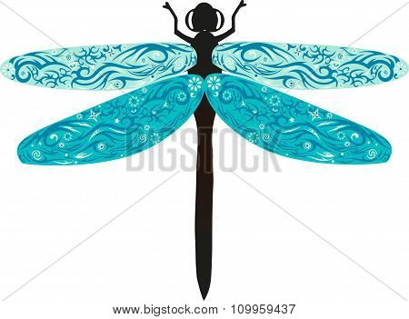 Dragonfly a Beryuzov