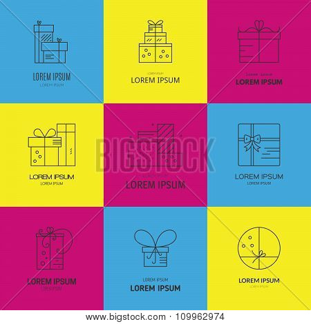 Gift Boxes Logo