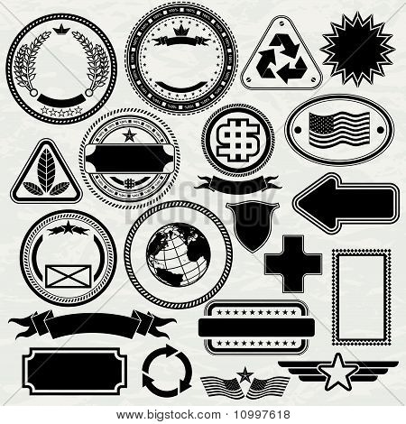 Stamps Templates