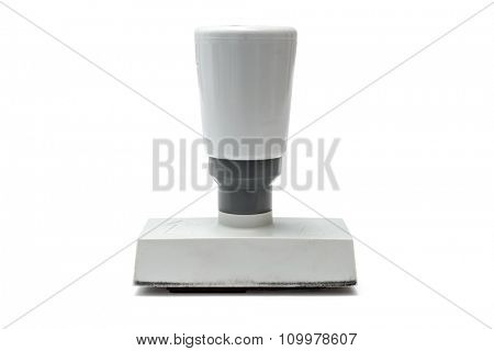 Stamp isolated on white background