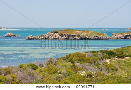 Cape Peron's Indian Ocean View, Western Australia