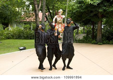 Thai Puppetry has been a part of Thai culture and tradition for hundreds of years.